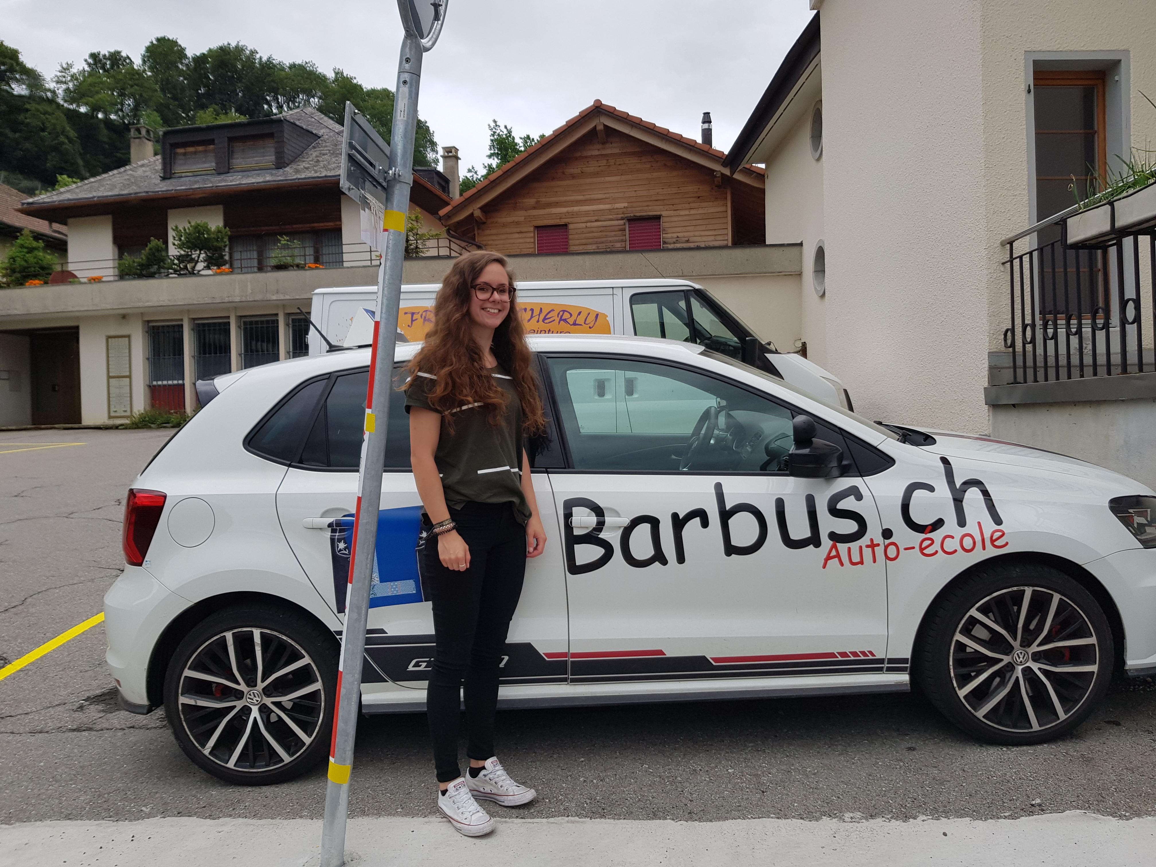 Les Barbusch Auto école Lauto école Gruérienne Par